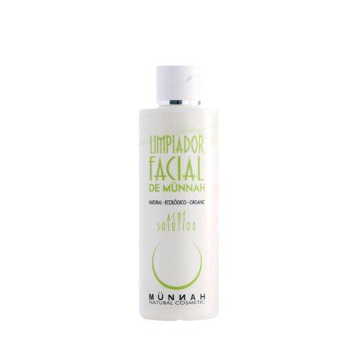 Limpiador piel mixta acne