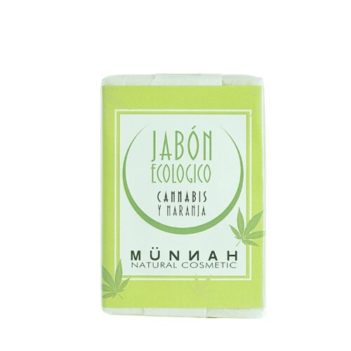 jabon cannabis artesano